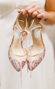 Top 10 Most Gorgeous Bridal Shoes
