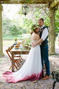10 Stunning Dresses for Non-Traditional Brides